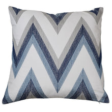 Load image into Gallery viewer, Claremont Blue Cushion Cover