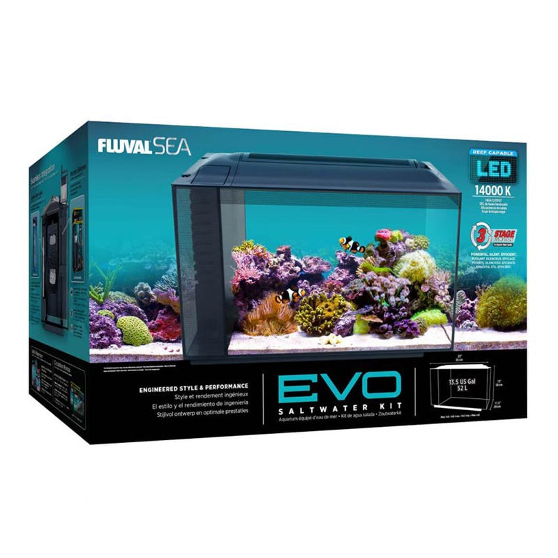 Evo Aquarium Kit, 13.5 US Gal