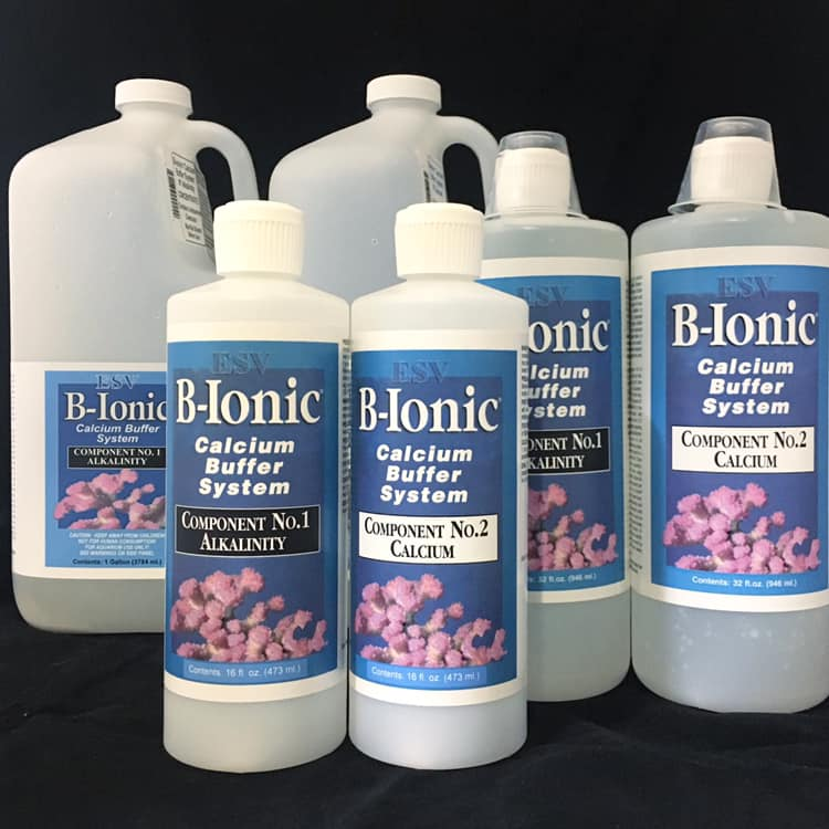 B-Ionic Calcium Buffer System 32oz (Component 1 & 2)