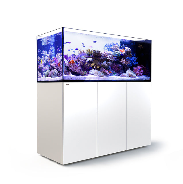 Red Sea Reefer Peninsula P650 Aquarium Complete System White