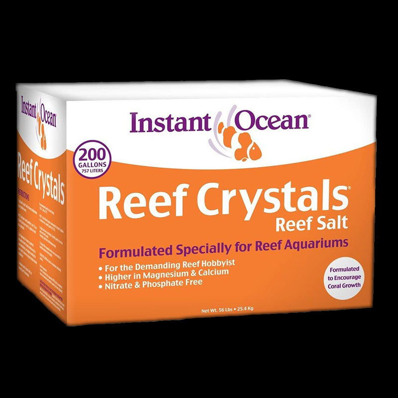 Instant Ocean Reef Crystals 200 Gallon Box