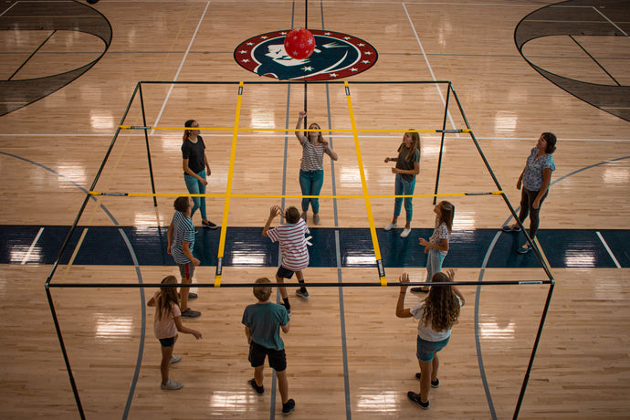 Best PE Games For High School and Middle School