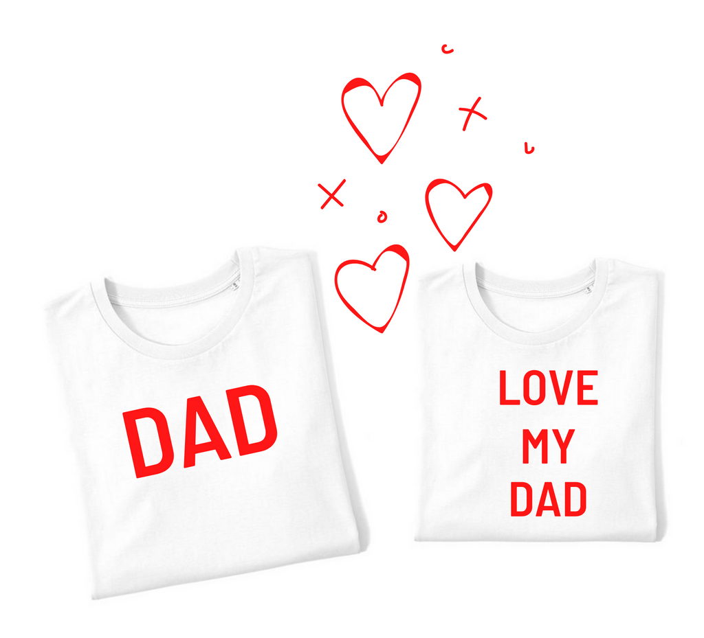 Dad - Love My Dad Valentines