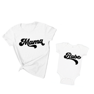 Mama & Babe Retro Set