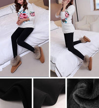 Load image into Gallery viewer, Plush Fleece Lined Leggings