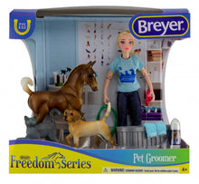 Load image into Gallery viewer, Breyer Pet Groomer Set