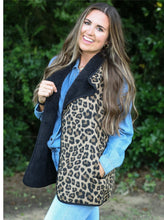 Load image into Gallery viewer, Leopard CC Vest