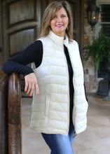 Load image into Gallery viewer, CC Puffer Vest