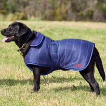 Load image into Gallery viewer, Weatherbeeta Tweed Dog Coat