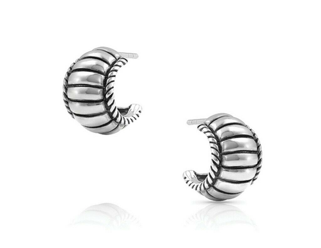 Montana Silversmith Cable Elegance Earrings