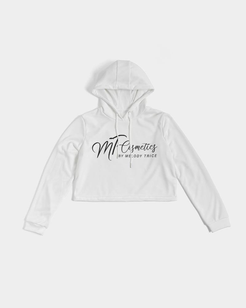 MT Cosmetic by Melody Trice Women's Cropped Hoodie