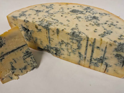 The History of Gorgonzola (all begun in a Cave)