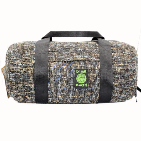 "Padded Hemp Duffle Tube 15"" by Dime Bags"