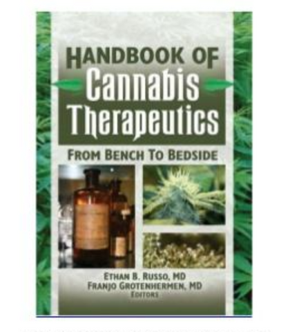 Handbook of Cannabis Therapeutics - From Bench to Bedside