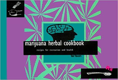 Marijuana Herbal Cookbook
