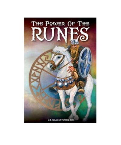 The Power of the Runes Deck by Voenix