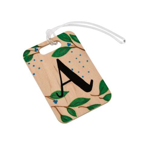 Maple Bag Tags