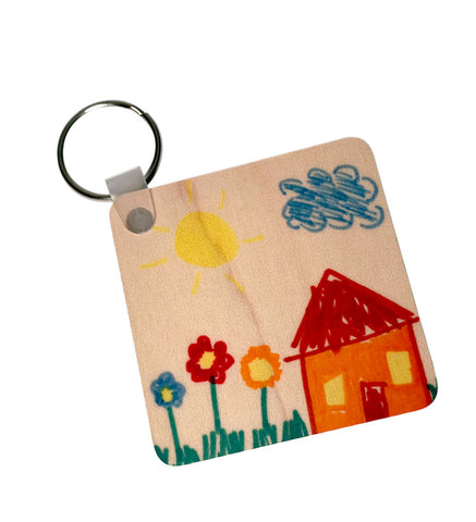 Maple Key Chains