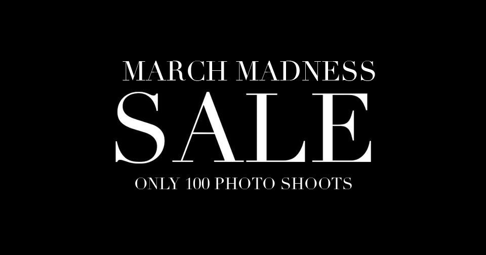 March Madness - only 100 shoots