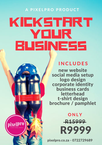 Kickstart Your Business - Pixel Pro Photography