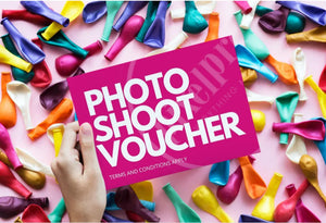 PixelPro Photo Shoot Voucher