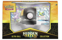 Load image into Gallery viewer, Hidden Fates Shiny Metagross GX Ultra Ball Collection Box
