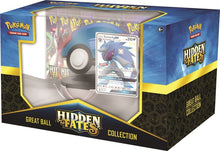 Load image into Gallery viewer, Hidden Fates Shiny Zoroark GX Ultra Ball Collection Box