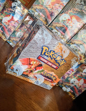 Load image into Gallery viewer, 4x Heartgold / Soulsilver Base Tamper Sealed Packs From Box Break