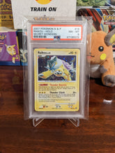 Load image into Gallery viewer, *Holo Bleed* Diamond & Pearl Secret Wonders Raikou PSA 8