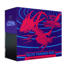 Load image into Gallery viewer, Pokémon TCG: Sword & Shield-Darkness Ablaze Elite Trainer Box