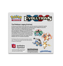 Load image into Gallery viewer, Pokémon TCG: XY-Evolutions Booster Display (36 packs)