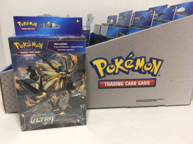 Pokemon TCG: Ultra Prism 3 Booster Pack Box