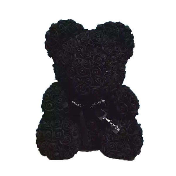 Black Rose Bear