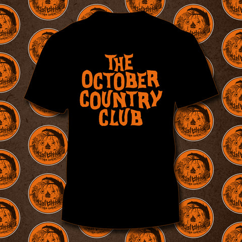 The October Country Club T-shirt