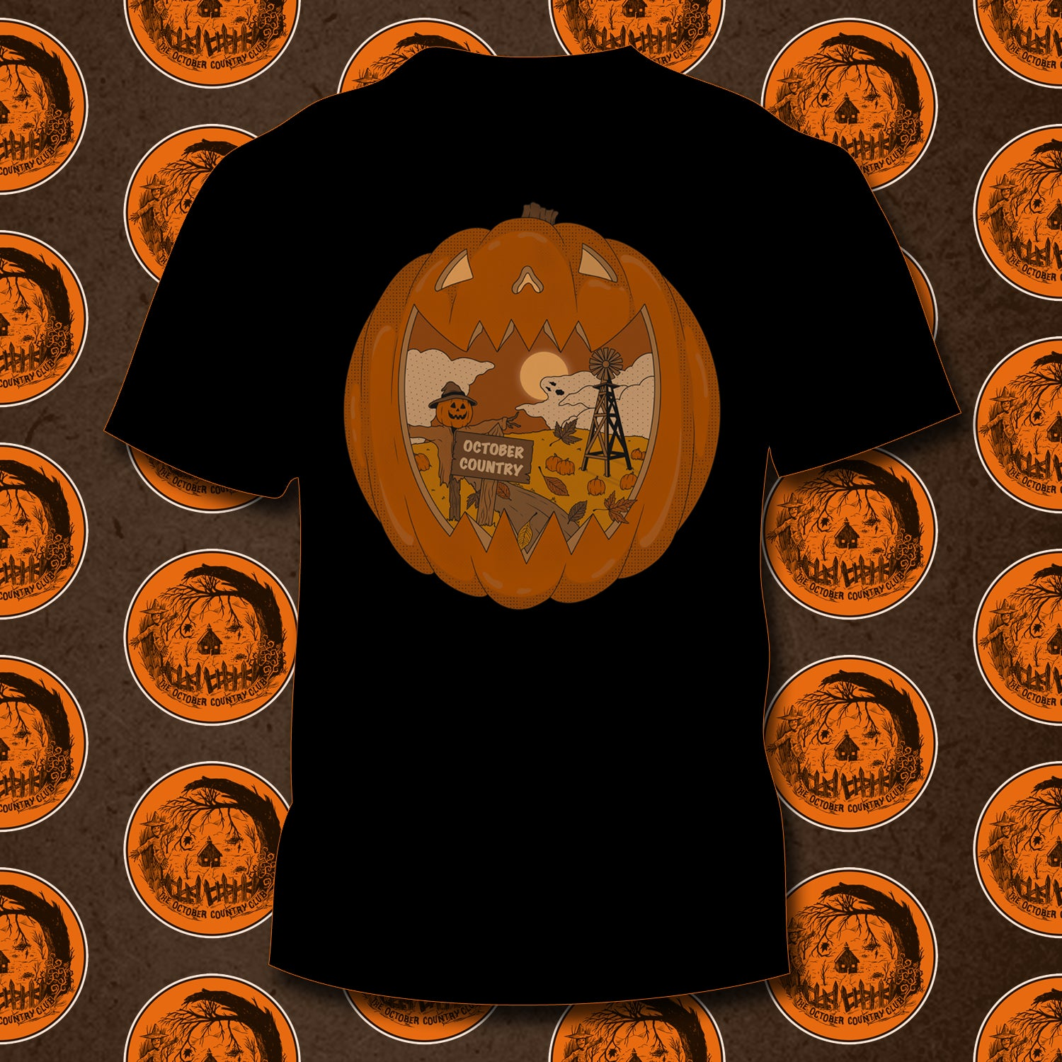 The October Country T-Shirt