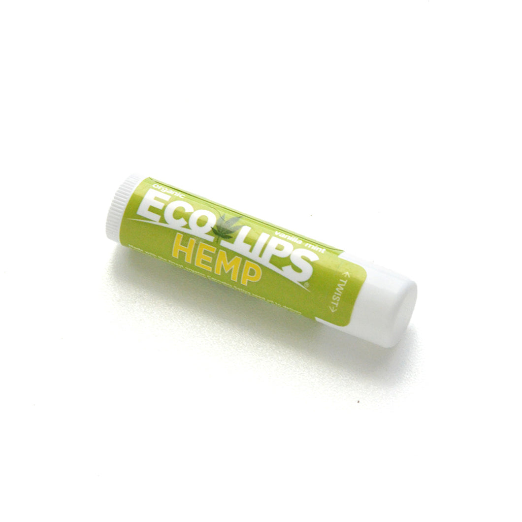Hemp Lip Balm (Vanilla)