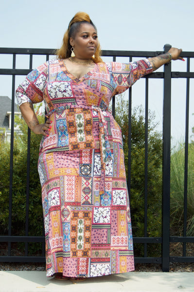 Patchwork Maxi (PLUS)