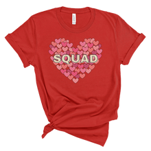 Load image into Gallery viewer, Love My Squad T-Shirt