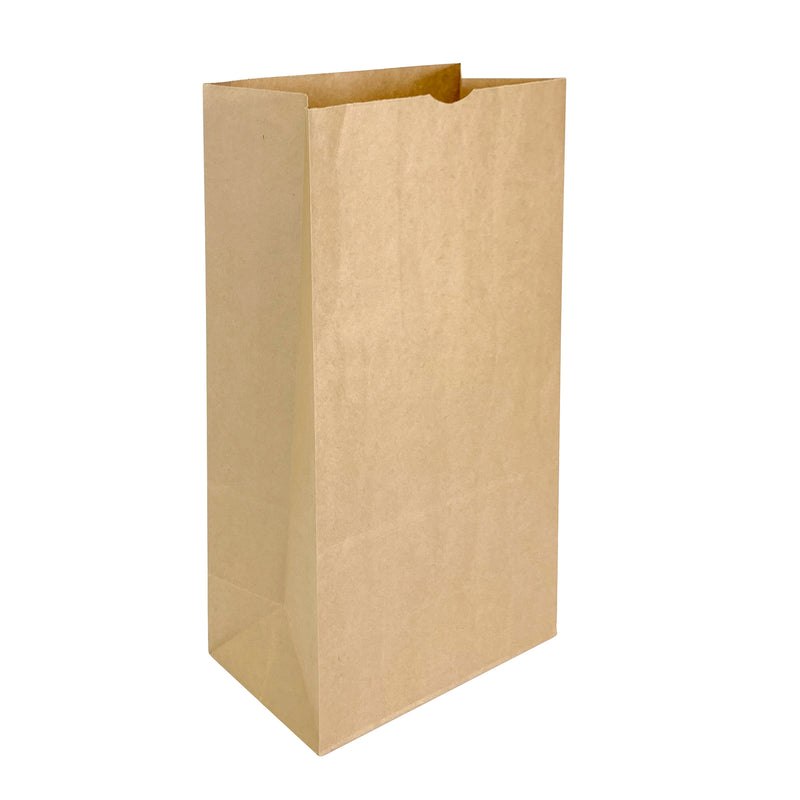 Brown Paper Bag shoppaperbags.com