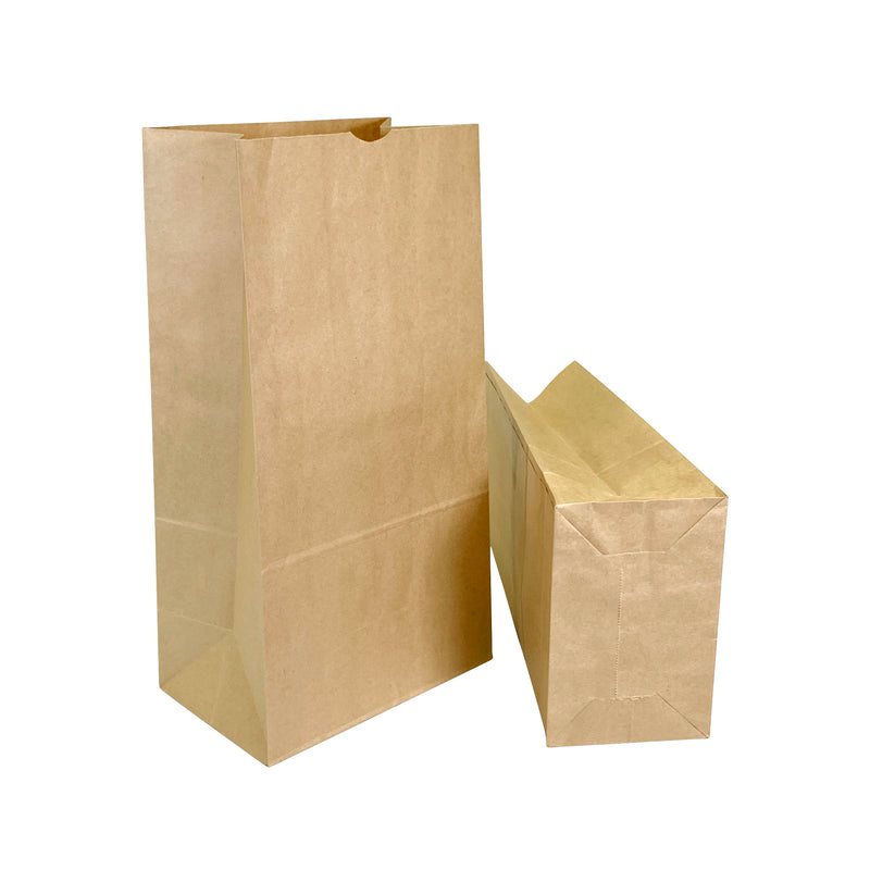 Brown Paper Bag Grocery Bags shoppaperbags.com