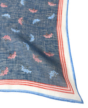 Load image into Gallery viewer, LINEN POCKET SQUARE Made in Italy