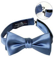 Load image into Gallery viewer, SILK BOW TIE