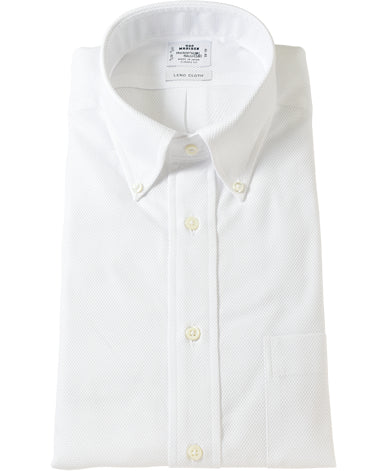 TOKYO CLASSIC FIT Button Down Leno