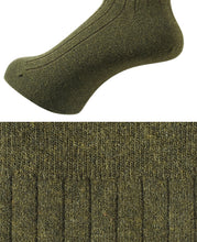 Load image into Gallery viewer, CASUAL SOCKS - Lambswool Stretch