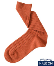 Load image into Gallery viewer, REGULAR SOCKS - Lambswool Stretch