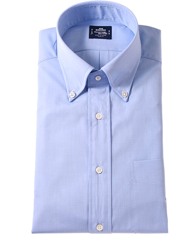 NEW YORK SLIM FIT - Button Down Broadcloth Button Down Broadcloth
