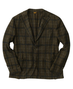 ITALIAN COTTON WOOL JACKET
