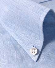 Load image into Gallery viewer, TOKYO SLIM FIT - SCIOLTO One Piece Collar Button Down Linen