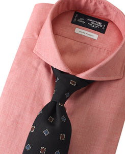 TOKYO SLIM FIT - IMPORT FABRIC Cutaway End-on-end