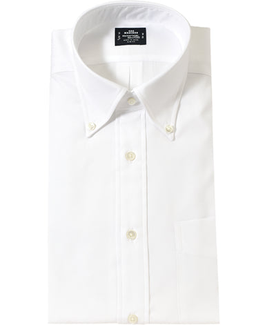 NEW YORK SLIM FIT - Button Down Pinpoint Oxford Button Down Pinpoint Oxford